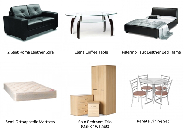 ArchView Properties Essential Furniture pack