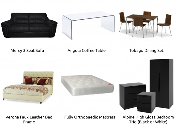 ArchView Properties Deluxe Furniture pack